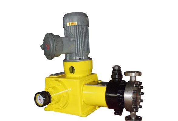 J-ZM高溫、高壓型液壓隔膜計量泵