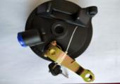 电摩卡槽⌒ 带锁后鼓刹