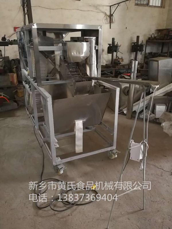 黄氏变蛋机  不锈钢皮蛋机  自动变蛋机包泥机