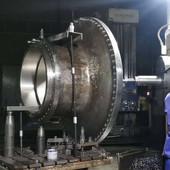 机械加工厂家大型非标零部件龙门铣加工异形件立车加工环扣法兰