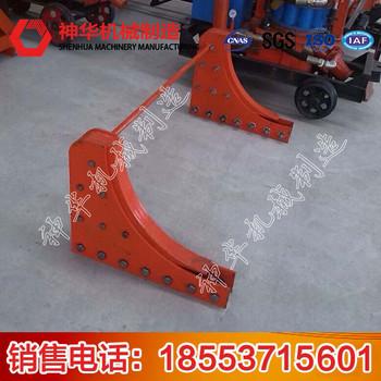 WCD型弯式月牙挡车器工作原理 弯式月牙挡车器价格