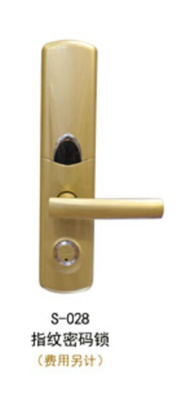 指纹密码锁3