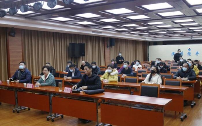 農業科技公司在山東濱州舉辦綠化專業培訓