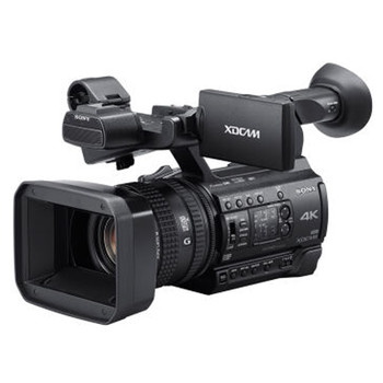 索尼 PXW-Z150 手持式4K 专业摄像机 摄录一体机