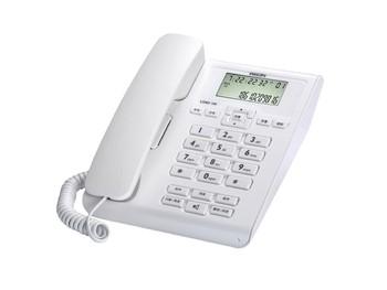 飞利浦 CORD108 来电显示电话机