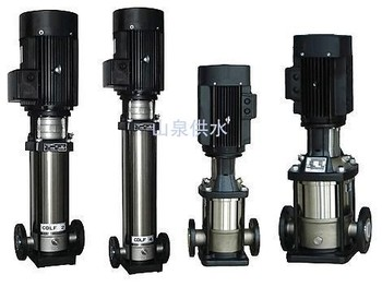 CDL(F)多级泵