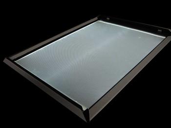 上海厂家定制激光雕刻导光板 LED灯箱导光板  广告灯箱导光板|价格优惠
