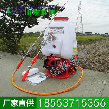 2冲程背负式机动喷雾机 牵引式喷雾机 唯信农药喷洒设备