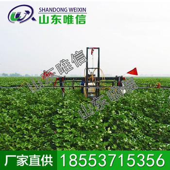 旱田作物280H型喷药机 悬挂式喷杆玉米喷药机