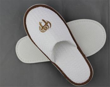 华夫格拖鞋