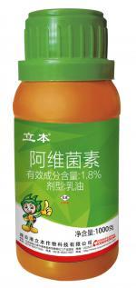 1.8%阿維菌素乳油
