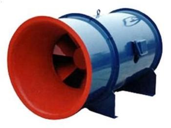 HL3-2A系列低噪声高效节能混流式通风机
