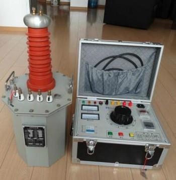 电力承装(修、试)试验设备清单