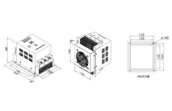 HTSC-30晶闸管过零投切开关
