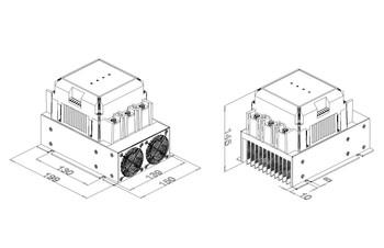 HTSC-60晶闸管过零投切开关