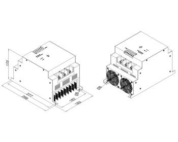 HTSC-150晶闸管过零投切开关