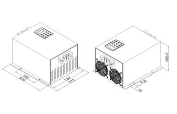 HTSC-300晶闸管过零投切开关