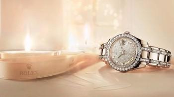 劳力士女士手表