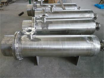 定制非标80KW不锈钢循环式防爆加热器 大型机械换热器