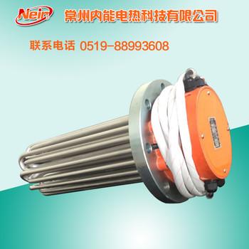 60kw蒸汽发生器电热管法兰医疗设备加热管 带温控器 可设计定制