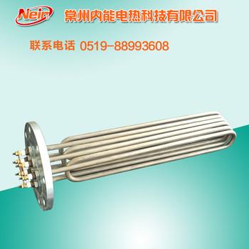 厂家现货DMED脉动真空灭菌器发热管 可定制医疗304不锈钢电热管