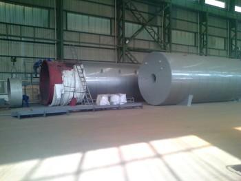 北京碧海舟设备制造公司出口肯尼亚石油设备项目