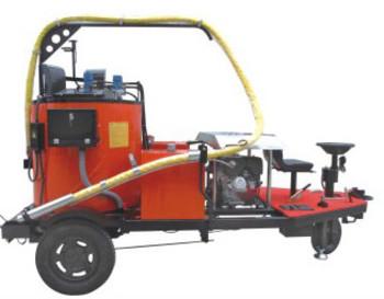 自行式灌缝机