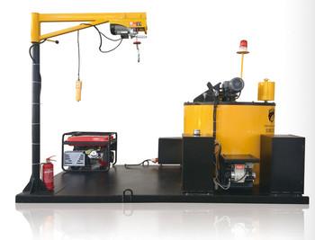 车载式灌缝机