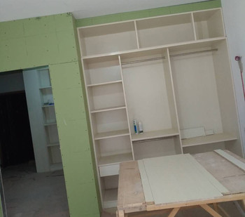 木工柜体制作