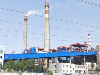 新乡化纤股份有限公司电厂输煤栈桥