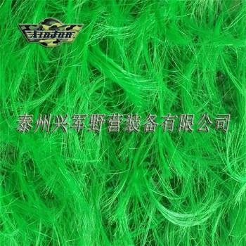 浅草绿松针伪装网XJ-SZW-QL-001
