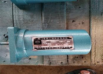 YDF-WF-221-4電動機閥門電機YDF-221-4電動機揚州福樂斯閥門控制有限公司