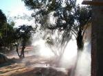 景觀噴霧工程