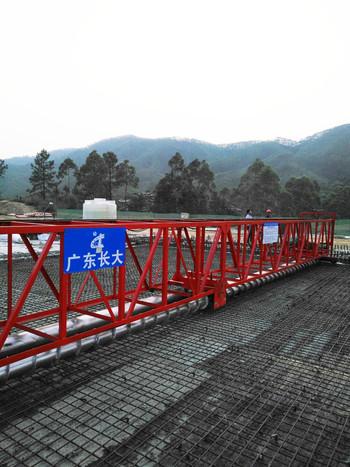 桥面铺装整平机
