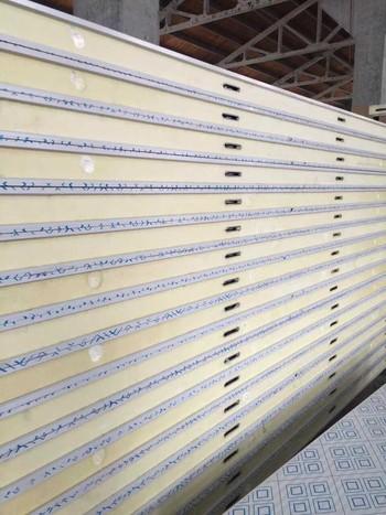 10公分彩钢板冷库板