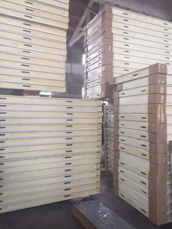 15公分厚彩钢板冷库板