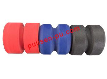 Inclined wheel sorter