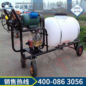 100L型推车式高压消毒喷雾机