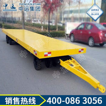 16米重型平板拖车