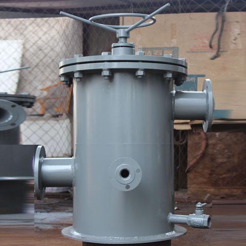 旋排式工业滤水器