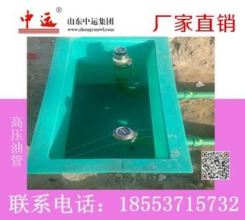 厂家直销双层复合管 石油高压管 环保双层复合管 图片价格