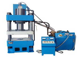 四柱压力机(SYJ-1500、2000、3150、5000)