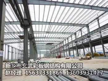 二手钢结构工程