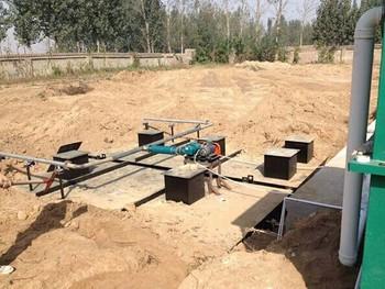 MBR一体化污水处理设备的适用范围