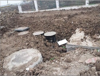 MBR一体化污水处理设备的放置