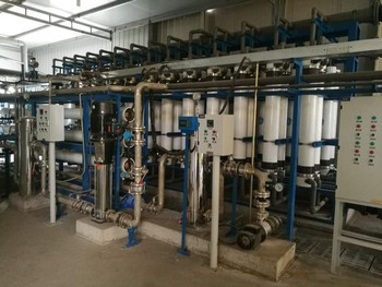 CMF+RO回用水工艺