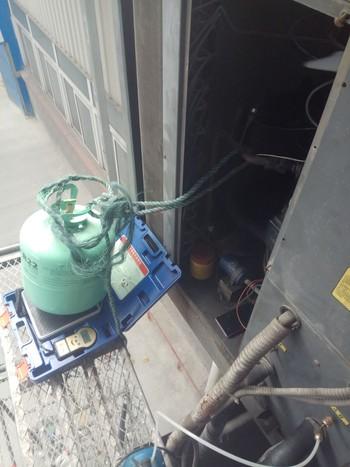 多联机,水机模块维修 (17)