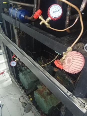 低温实验箱维修 (3)