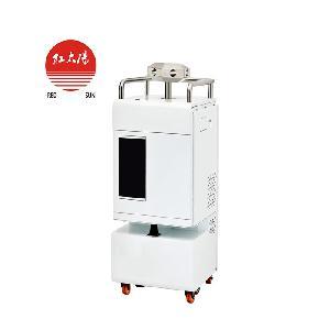 汽化過氧化氫空間滅菌器-六出氣口,自主導航-滑縣紅太陽醫療器械