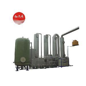 環氧乙烷氣體凈化吸收裝置-滑縣紅太陽醫療器械